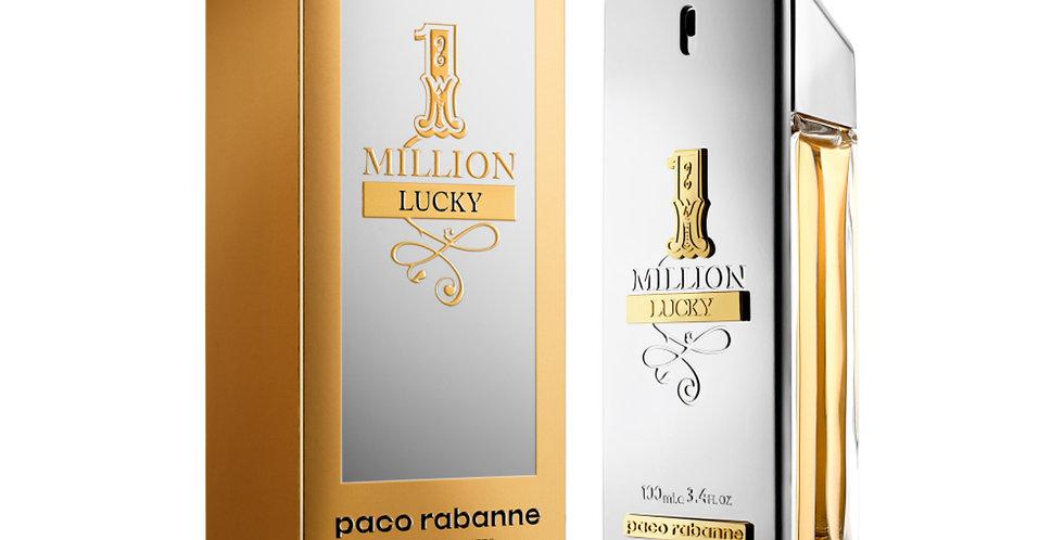 Paco Rabanne 1 Million Lucky EDT 100ml Spray