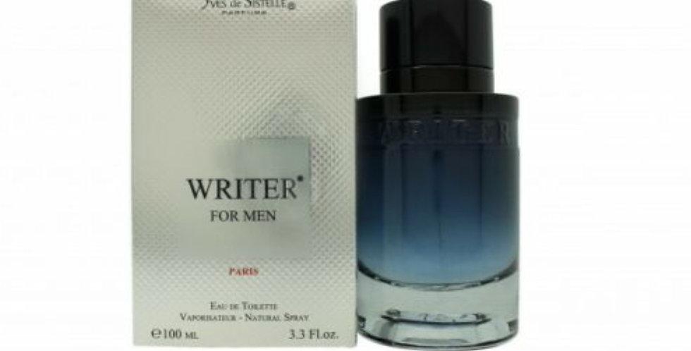 Yves de Sistelle Writer for Men EDT Spray