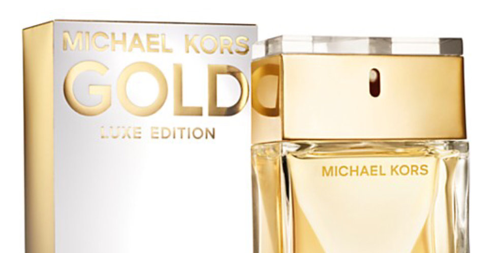 Michael Kors Gold Luxe Edition EDP Spray