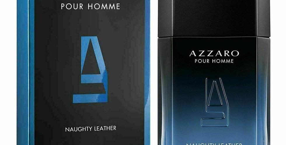 Azzaro Pour Homme Naughty Leather EDT Spray