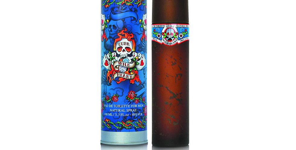 Cuba Wild Heart EDT Spray