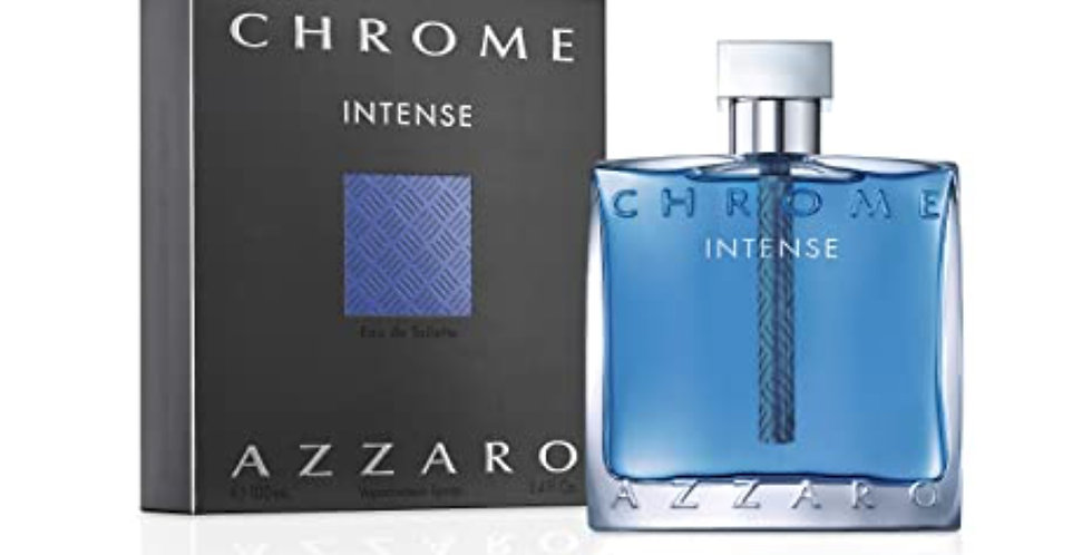 Azzaro Chrome Intense EDT Spray