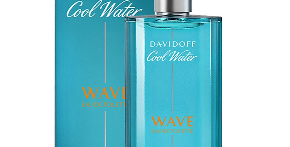 Davidoff Cool Water Wave for Men EDT Spray