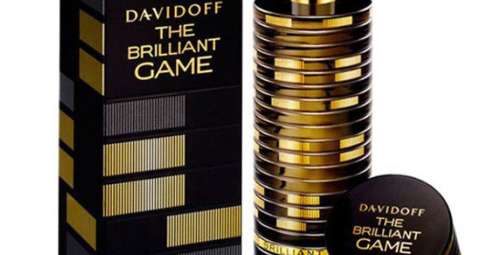 Davidoff The Brilliant Game EDT Spray