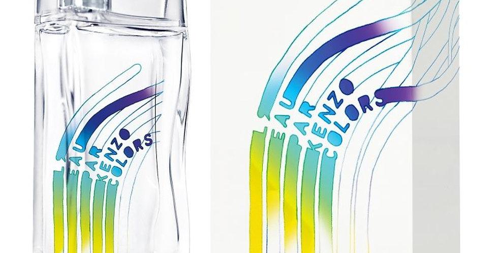 Kenzo L'Eau Par Kenzo Colors Edition Pour Homme EDT Spray