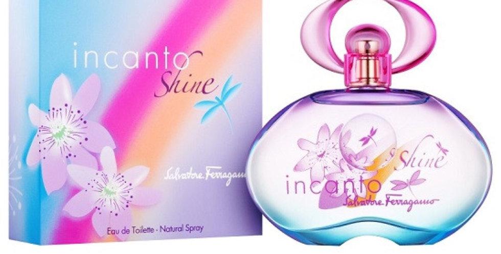 Salvatore Ferragamo Incanto Shine EDT Spray