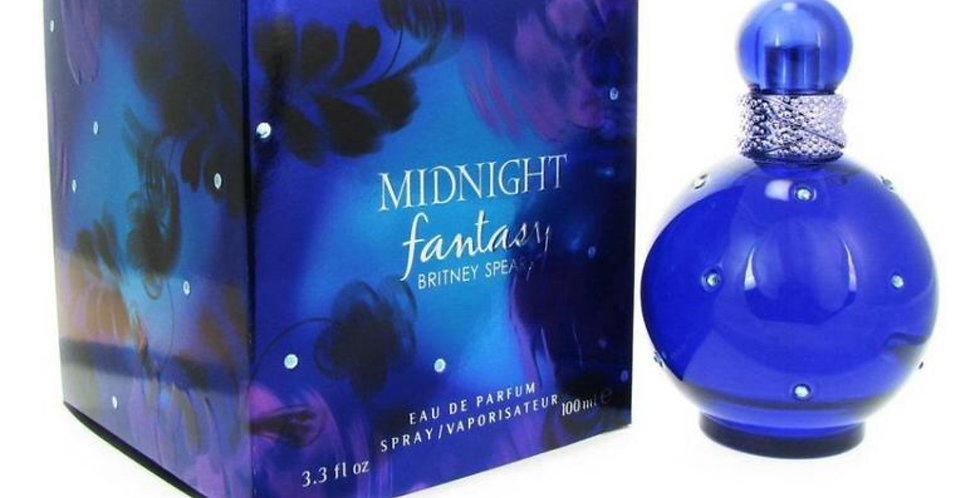 Britney Spears Midnight Fantasy EDP Spray