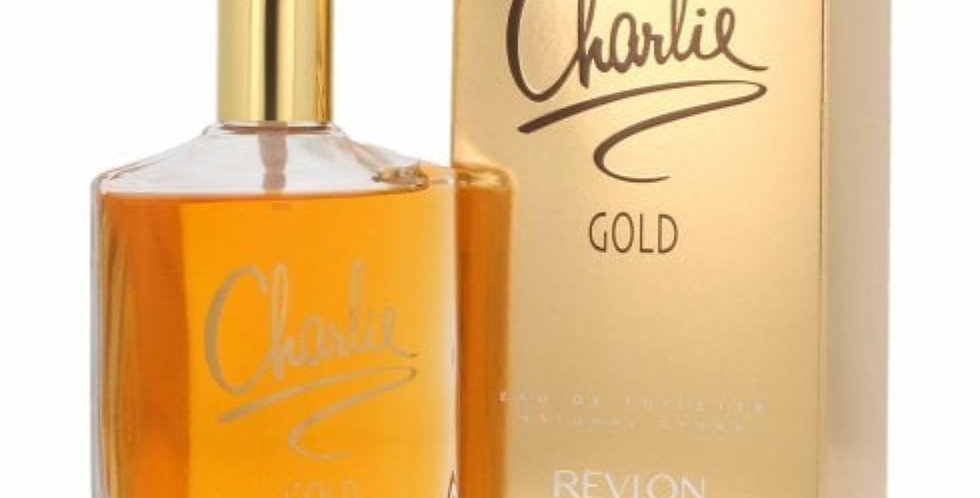 Revlon Charlie Gold EDT Spray