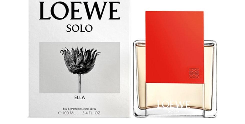 Loewe Solo Ella EDP Spray