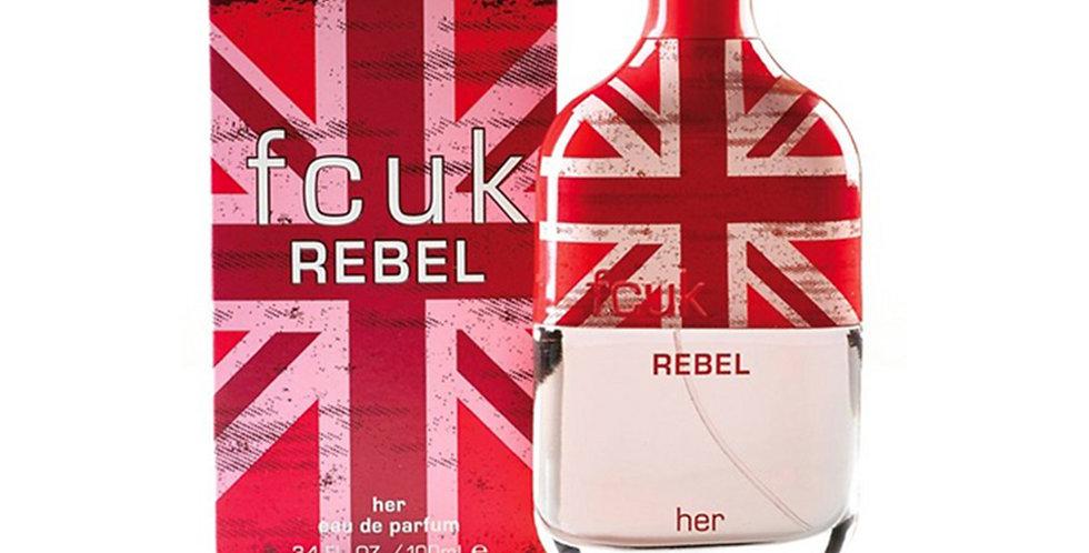 FCUK Rebel For Her EDT Spray