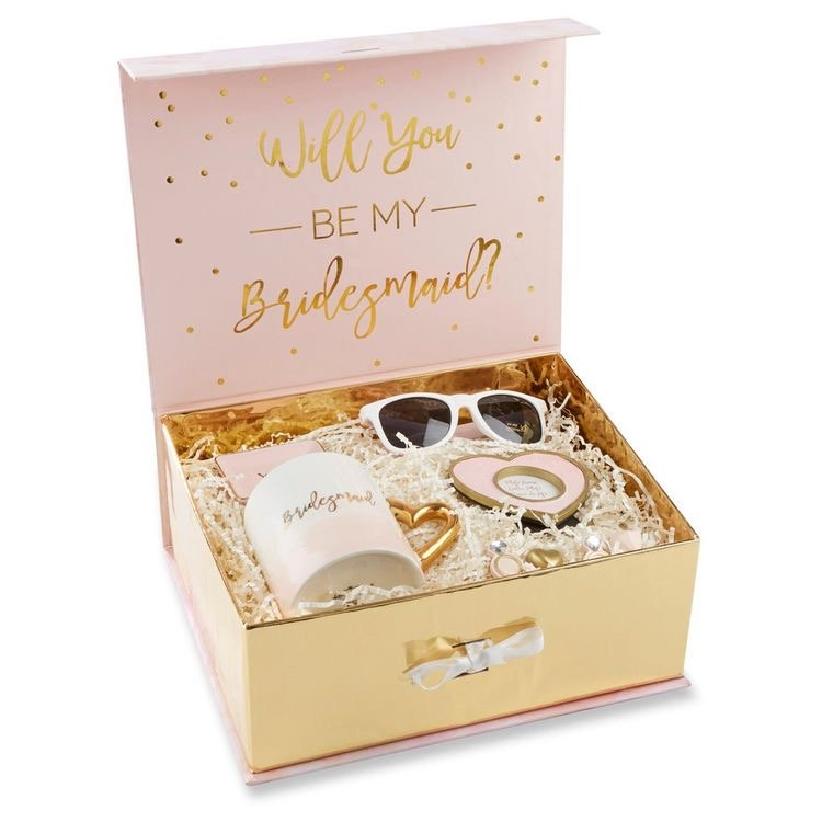 The Bridal Party Box Package