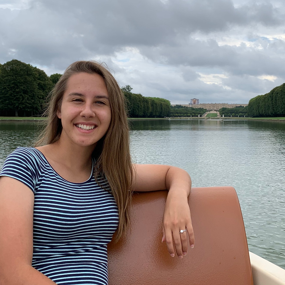 Rowboating at the Palace of Versailles
