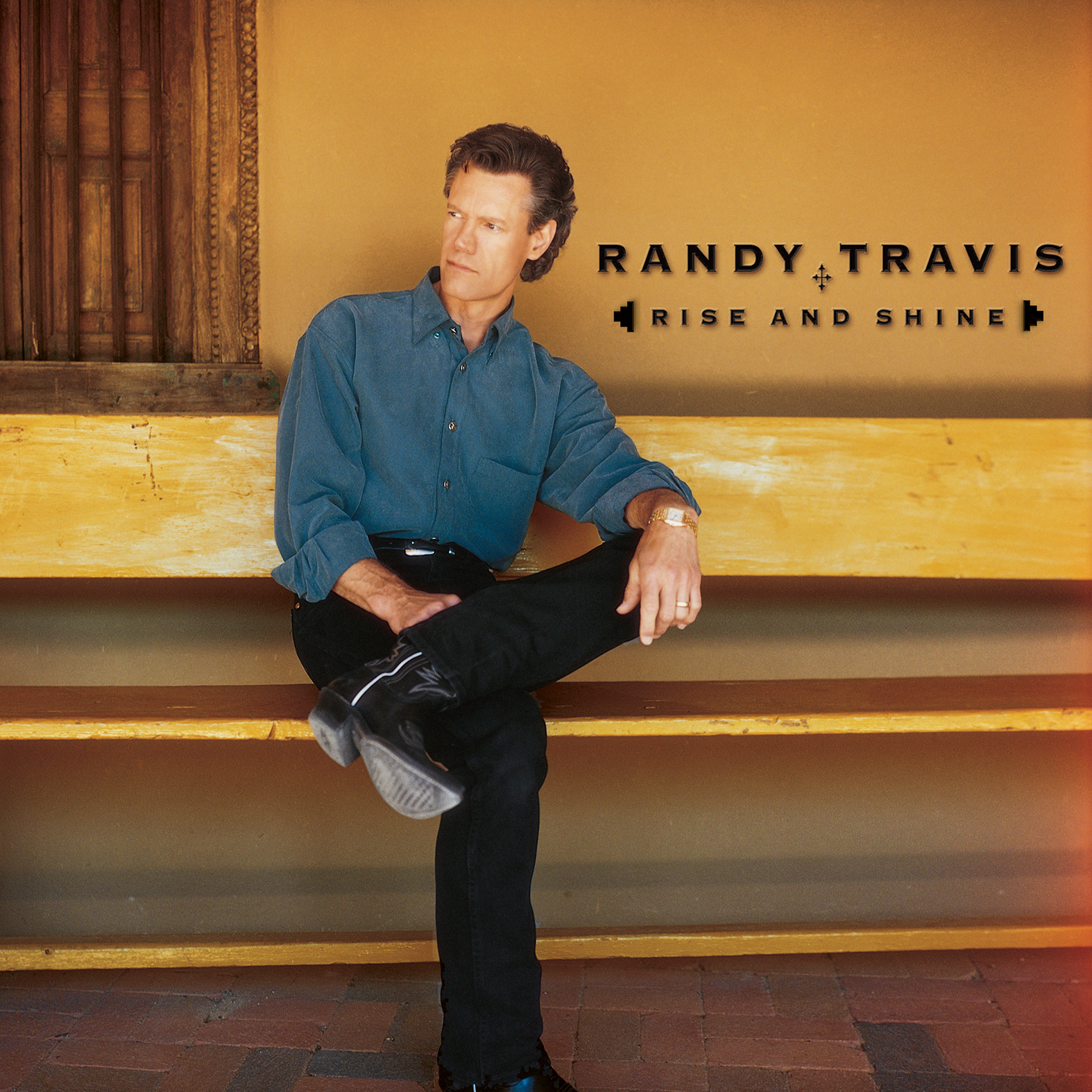 Randy Travis Rise And Shine