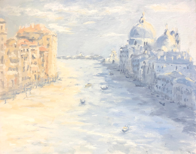 The light and shade of Venice