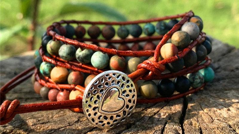 Unique Wrap Bracelet