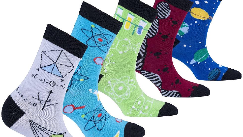 Kids Nerd Socks