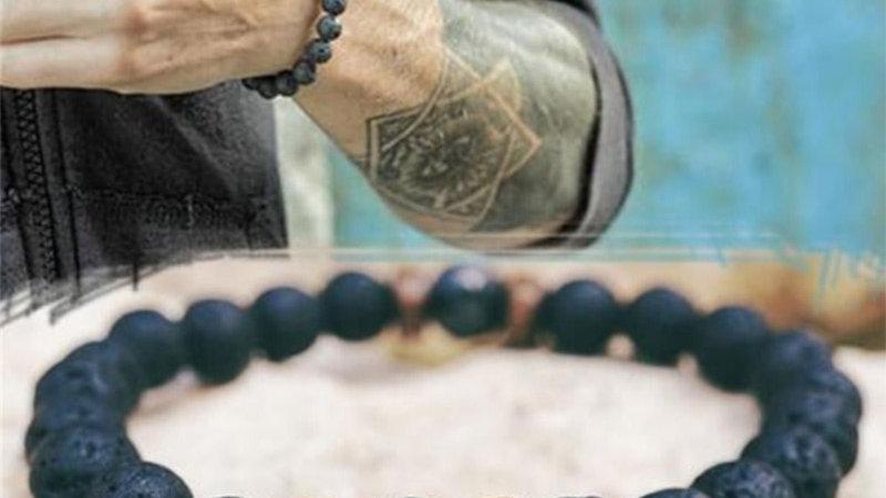 Bracciali Natural Stone Beads B