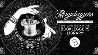 Magicleggers: 6 Year Anniversary