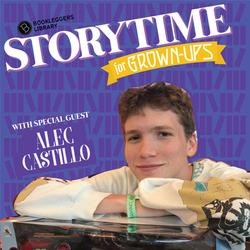 EP. 28 • Alec Castillo! 🦉✨🦄