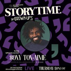 EP. 40 • Sony Ton-Aime!📚✨