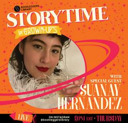 EP. 34 • Suanay Hernández! 🚀📚🪐