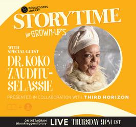 EP. 43 • Dr. Koko Zauditu-Selassie! 📚✨