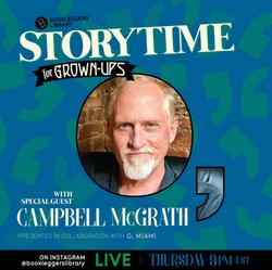 EP. 38 • Campbell McGrath!📚✨