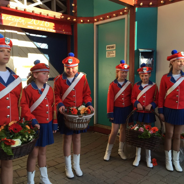 Cirkus Revyens premiere 2015