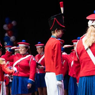 5. års sløjfe uddeles af Roskilde Garden