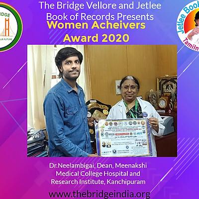 Women Acheiver's Award 2020