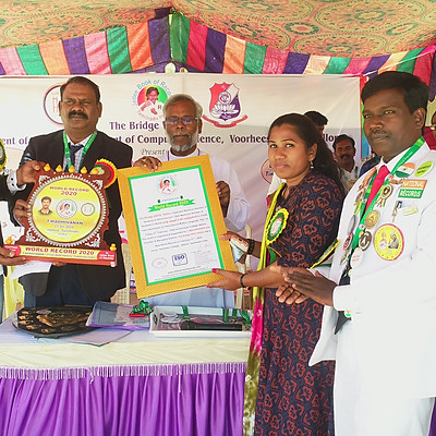 International Mother Language Day @ Voorhees College,Vellore