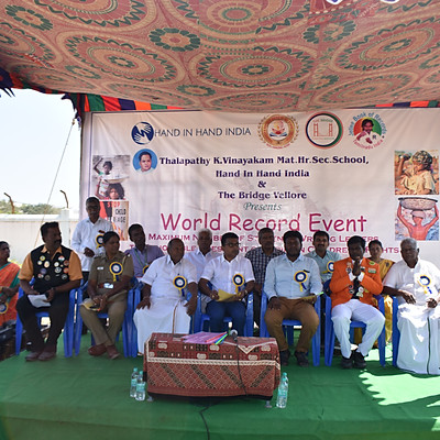 National Child Rights Day - World Record, @ Thiruthani