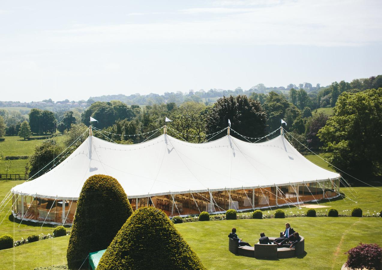 Luxury Garden Wedding