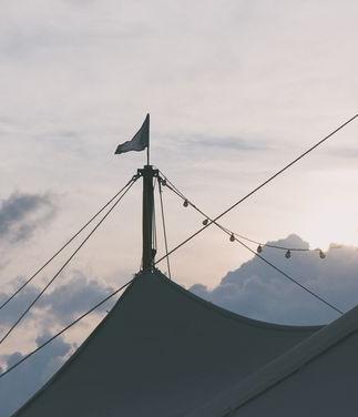 Festoon Lights & Flags