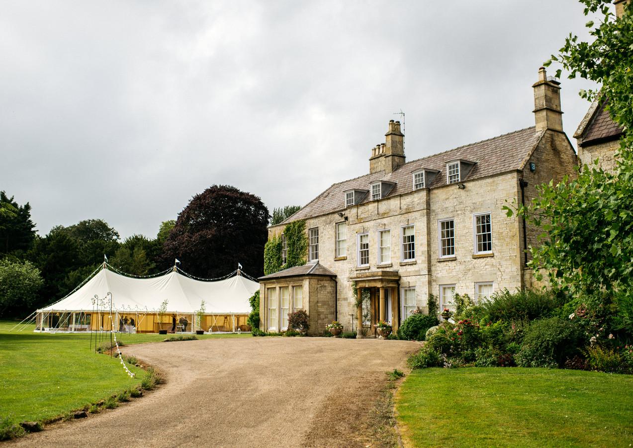 Country House Garden Marquee