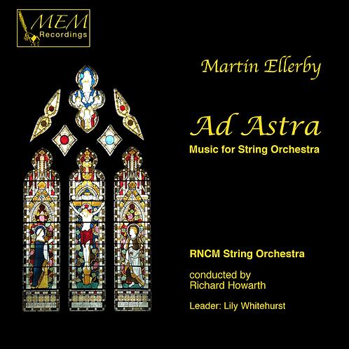 AD ASTRA - Martin Ellerby