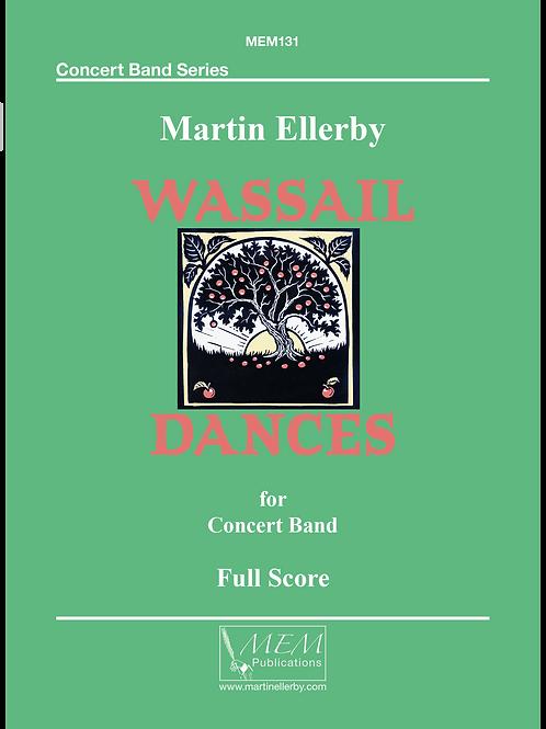 WASSAIL DANCES - Martin Ellerby