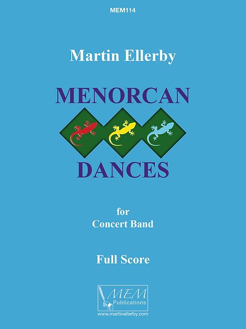 MENORCAN DANCES - Martin Ellerby
