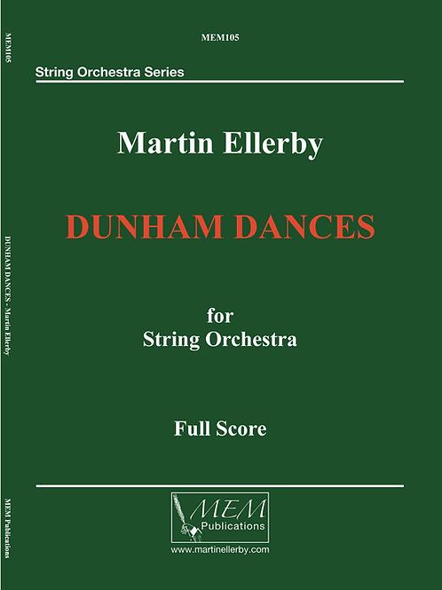 DUNHAM DANCES - Martin Ellerby