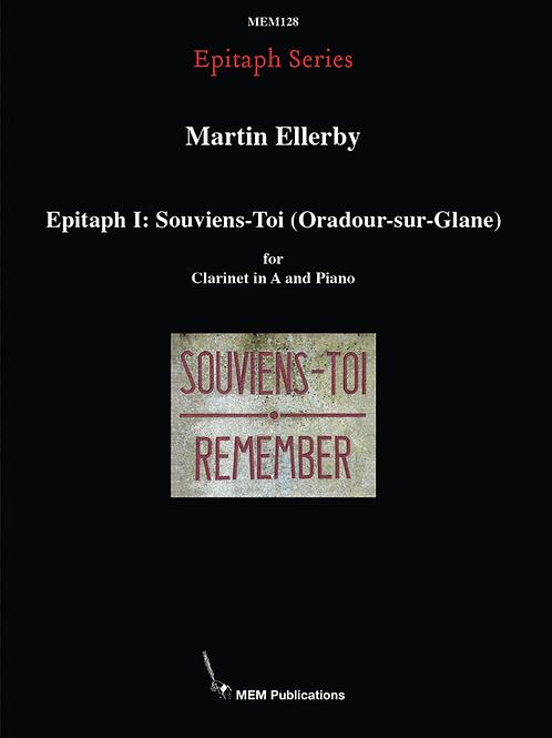 Epitaph I: Souviens-Toi (Oradour-sur-Glane)