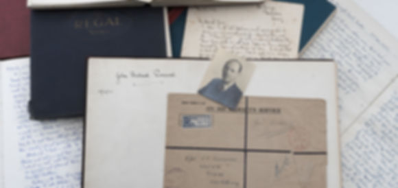 Dick Perceval and his journals.