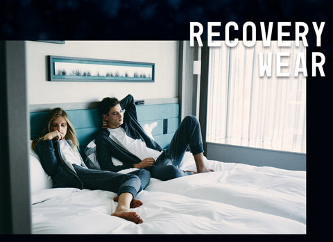 CLIENT: RECOVERY WEAR