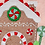 Thumbnail: Sketch Gingerbread House Embroidery Design 3 SIZES