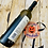 Thumbnail: Let' Get Smashed Wine Wrap Embroidery Design