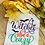 Thumbnail: Witches Be Crazy Embroidery Design 4 SIZES
