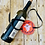 Thumbnail: ITH Sheet Faced Wine Wrap Embroidery Design