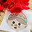 Thumbnail: Elf and Reindeer Sketch Embroidery Design Set 3 SIZES