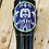 Thumbnail: ITH Dead Guy 4x4 Coffee Sleeve Embroidery Design