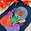 Thumbnail: Watercolor Halloween Sisters Embroidery Design SET OF 2 FINISHES
