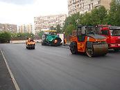 асфальтирование в Воронеже цена, укладка асфальта